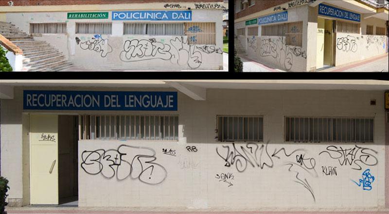 Graffiti madrid decoraci n y dise o para empresas y particulares - Escuela decoracion madrid ...
